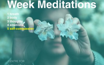 Mental Health Week: Compassion for You