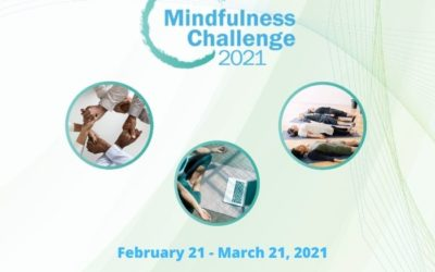 Mindfulness Challenge 2021 is HERE!